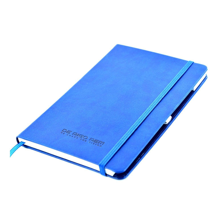 eco friendly notebook pu insieme con la penna