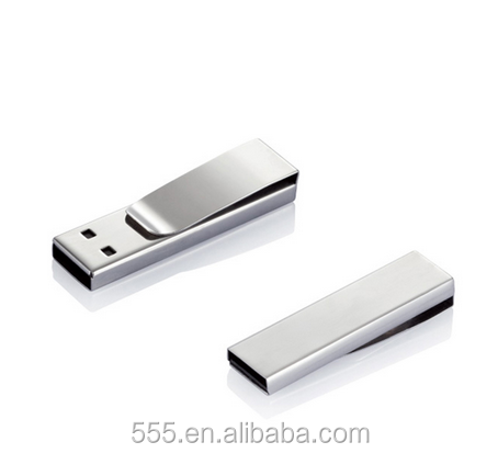 OEM Mini Metall Buchclip USB 3.0 Speichers ticks