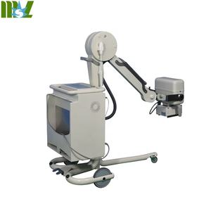 MSLDR07 High Frequency 100KHZ 30KW DR X ray system, Mobile X ray machine for sale