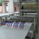 Iso9001 High Capacity Swiss Roll Cake Production Line Equipment