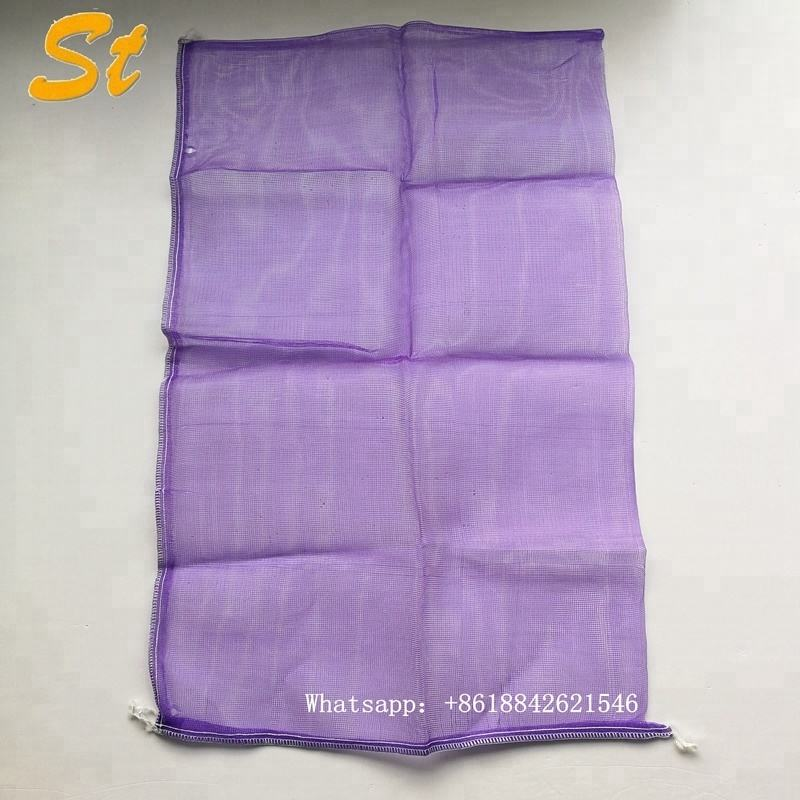 China supplier Monofilament net bag mesh bag for packing Potatoes ,Carrot, Onion