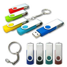 Rotating 2.0 usb flash drive , wholesale usb drive for promotion