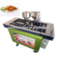 Mini fish walnut shape cake baking taiyaki making filling delimanjoo cake Machine