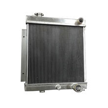 Cooling China Auto Radiator Without Fan for JEEP WRANGLER TJ 97-06