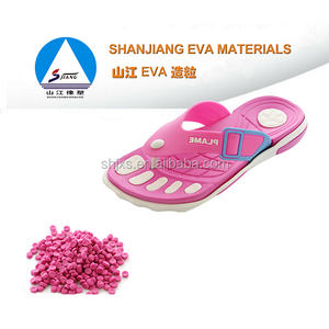 Eva injection material/Eva granule/Eva compound for shoes  sandal  slipper  sole  midsole  toy  high boot