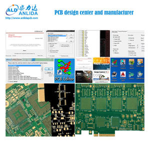 Or PCB, CARTE PCB D'or D'immersion, Doigts D'or Services de Conception De CIRCUITS IMPRIMÉS