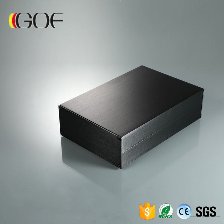 automobile ecu aluminum enclosure power converter box