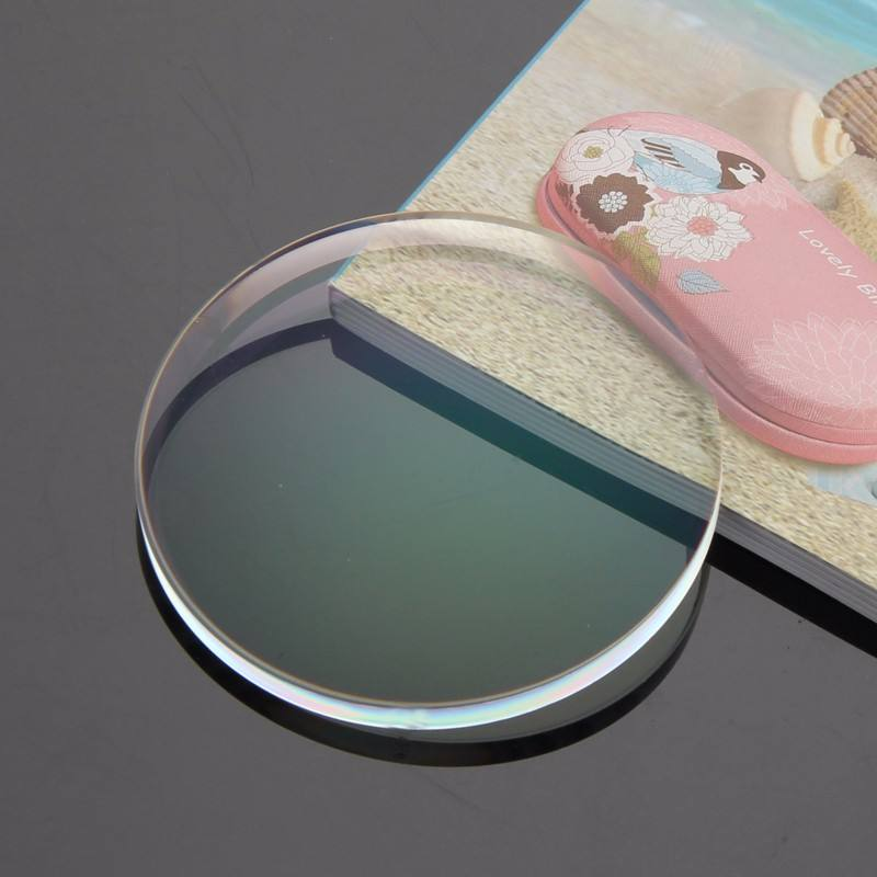 China Factory 1.56 single vision AR coating prescription optical lenses