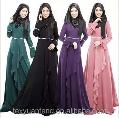 Burqa Fabric/Abaya Fabric/ Islam Muslim Dress Fabric