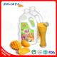 2019 Hot Selling Bubble Tea Mango Flavor Concentrate Syrup Juice For Slush Machine