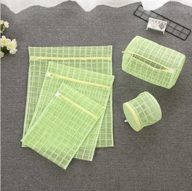 Customizable mesh laundry bag nylon mesh laundry bag