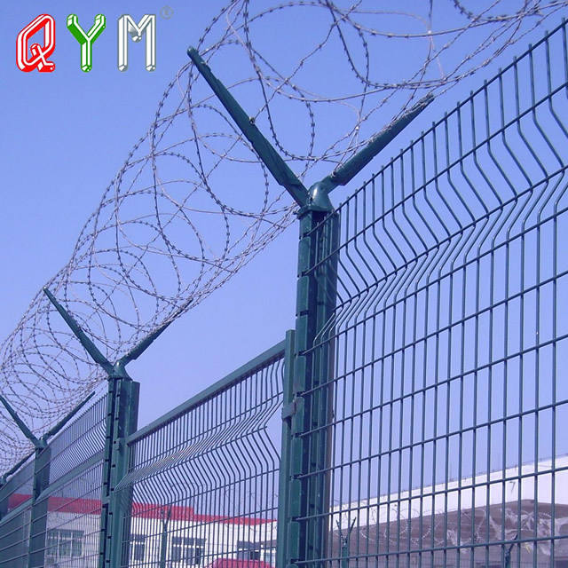 Garden Protective Fence Airport Fence Netting Road Fence Netting