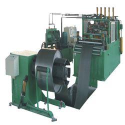 BWD-400/1300 Transformer Corrugated Fin Forming Machine