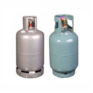 Steel Welded 13.5kg Lpg Gas Cylinder With Factory Price