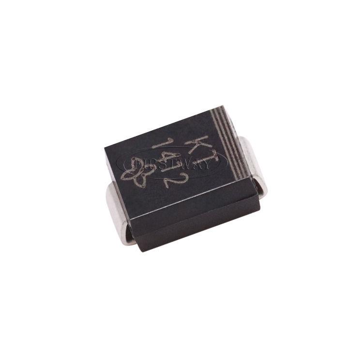 SMBJ6.5A-TR TVS DIODE 6.5V 14.5V SMB Pack of 100