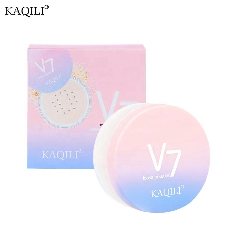 Best private label oem custom cosmetic makeup mineral face loose powder