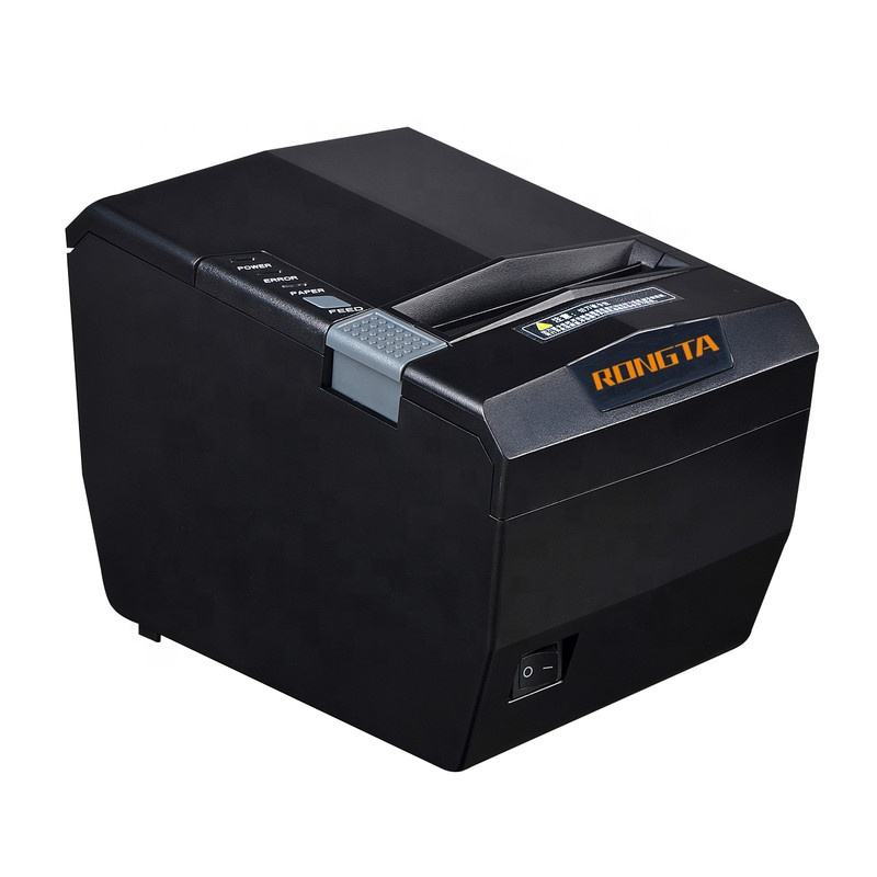 High Speed USB Serial Port 80MM Receipt Wifi Thermal POS Printer