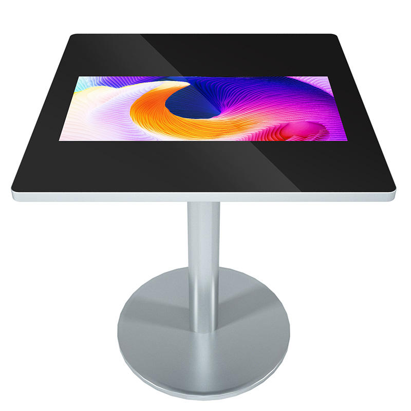 multi touch interactive restaurant dining table multi touch screen dining table