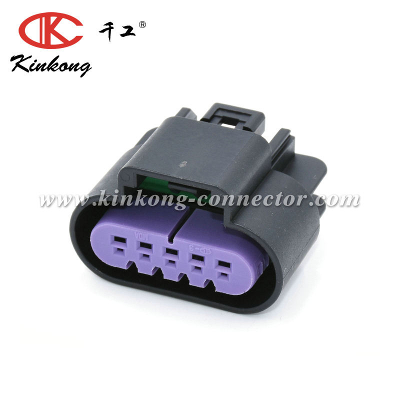 GT 150 Series 5 Way Sealed Male Connector Pigtail 15326827