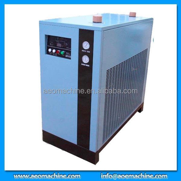 Professional Compressed Air Purification Equipment Refrigerated Air Dryer