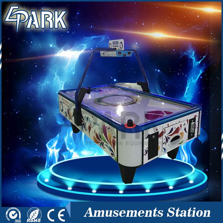 Аркадные игровые машины Воздушный <span class=keywords><strong>хоккей</strong></span> с привлекательной звуковой музыкой