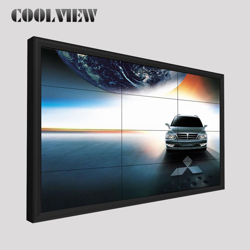 55 inch 3.5mm narraw bezel 500 CD helderheid 55 inch tft lcd module panel