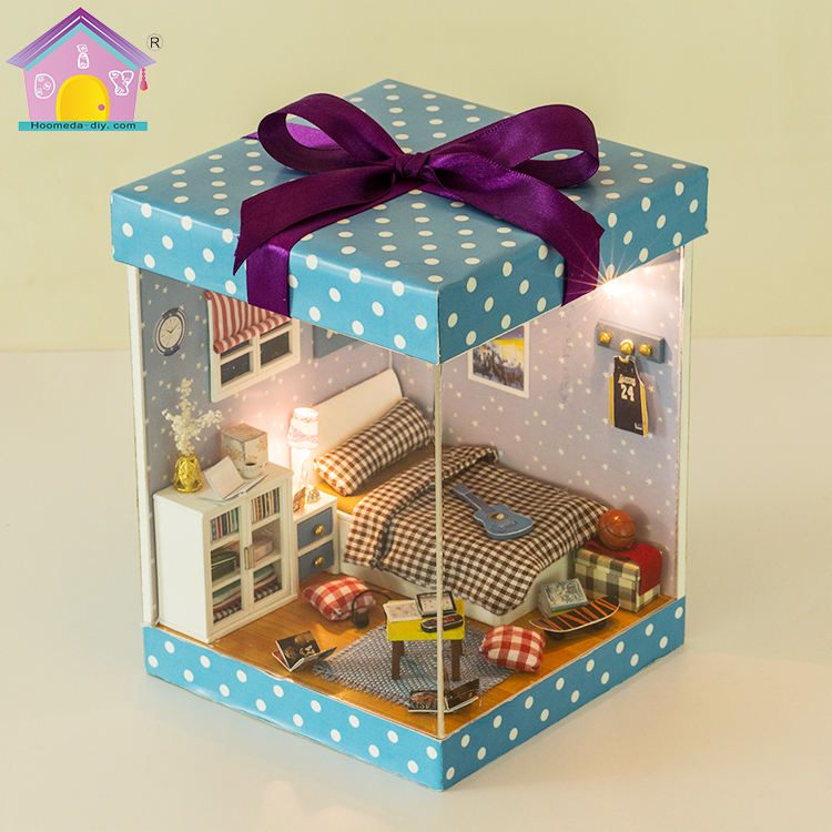 Good quality happy birthday gift ideas,dollhouse unique gifts philippines