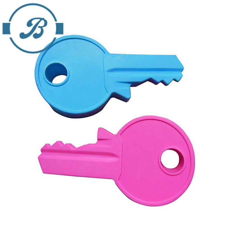 Funny Key Shape Silicone Rubber Deurstopper