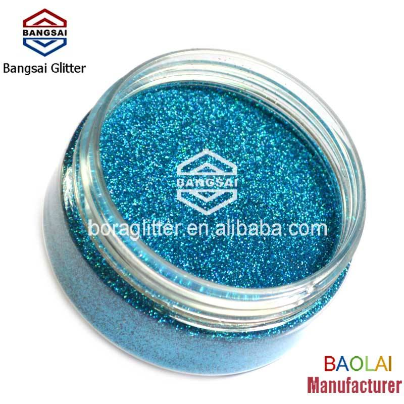 BL 2017 german glass glitter for decoration