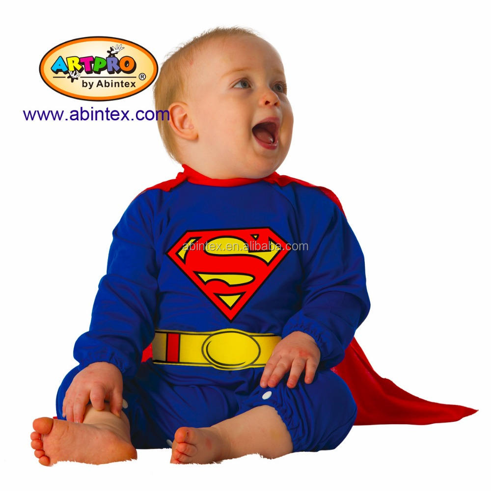 Bambin costume Super bébé costume (12-216BB)