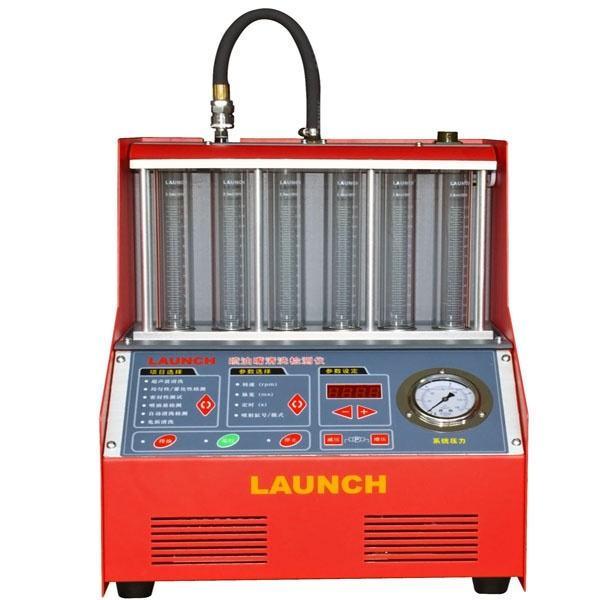 Automotive Launch CNC 602A injectorcleaner& Tester Machine
