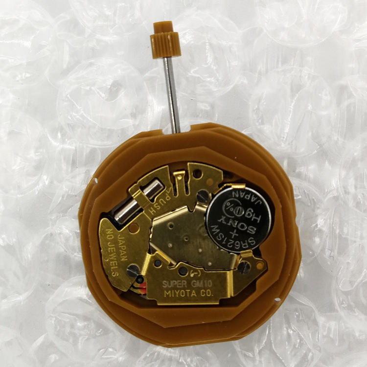 Watch Movement MIYOTA GM10