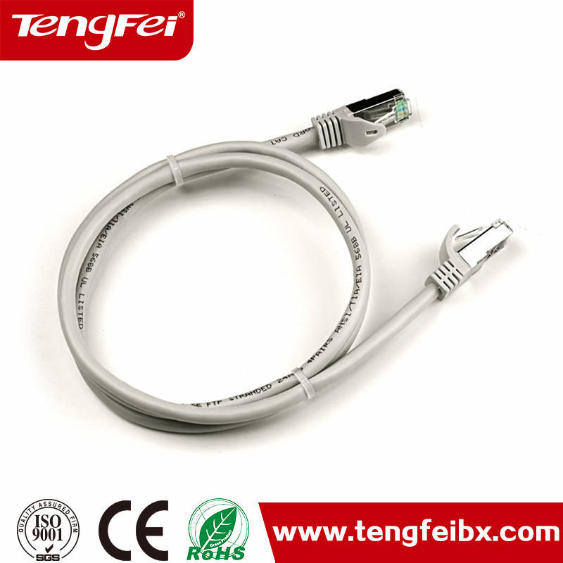 RJ11 RJ12 RJ45 Cat6 FTP kabel patch jenis