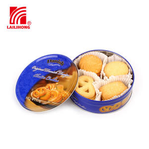 Koekjes en cookie manufactory 4 oz tins