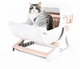 New Design cat self clean toilet litter box cat litter box cleaning self