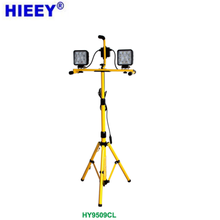 Best price LED work light set with metal tripod work lamps with handle10-30V