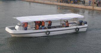 China Cheap fast passenger ferry boats