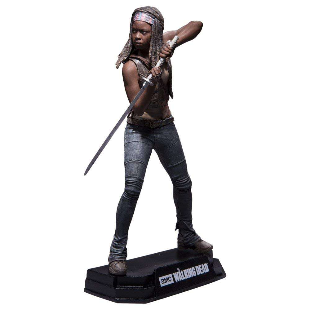 High level custom movie character The walking dead TV action figure action figurines