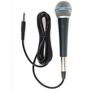 Speaker microphone Wired Dynamic Microphone KTV Conference Lecture Use