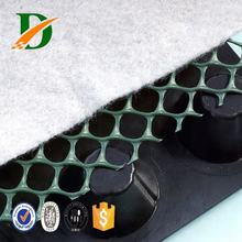 Hdpe Plastic Dimpled Drain Board Dimple Drainage Sheet
