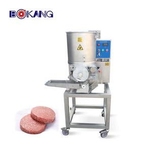 Kommerziellen Burger Maker Boden Rindfleisch Hamburger Patty Form Maschine