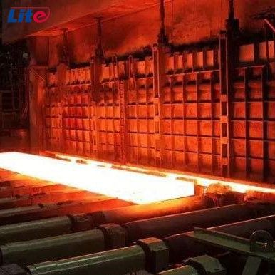 Steel Bar Forging Furnace Square Billet Reheating Furnace Hot Forging Furnace