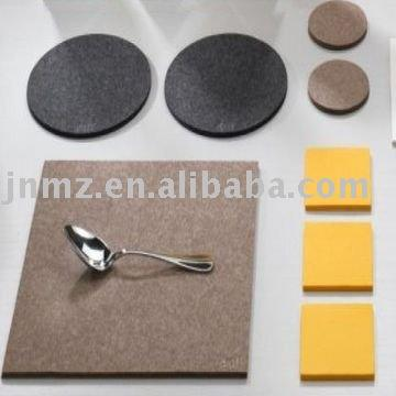 Make to order felt tablemats and Placemats