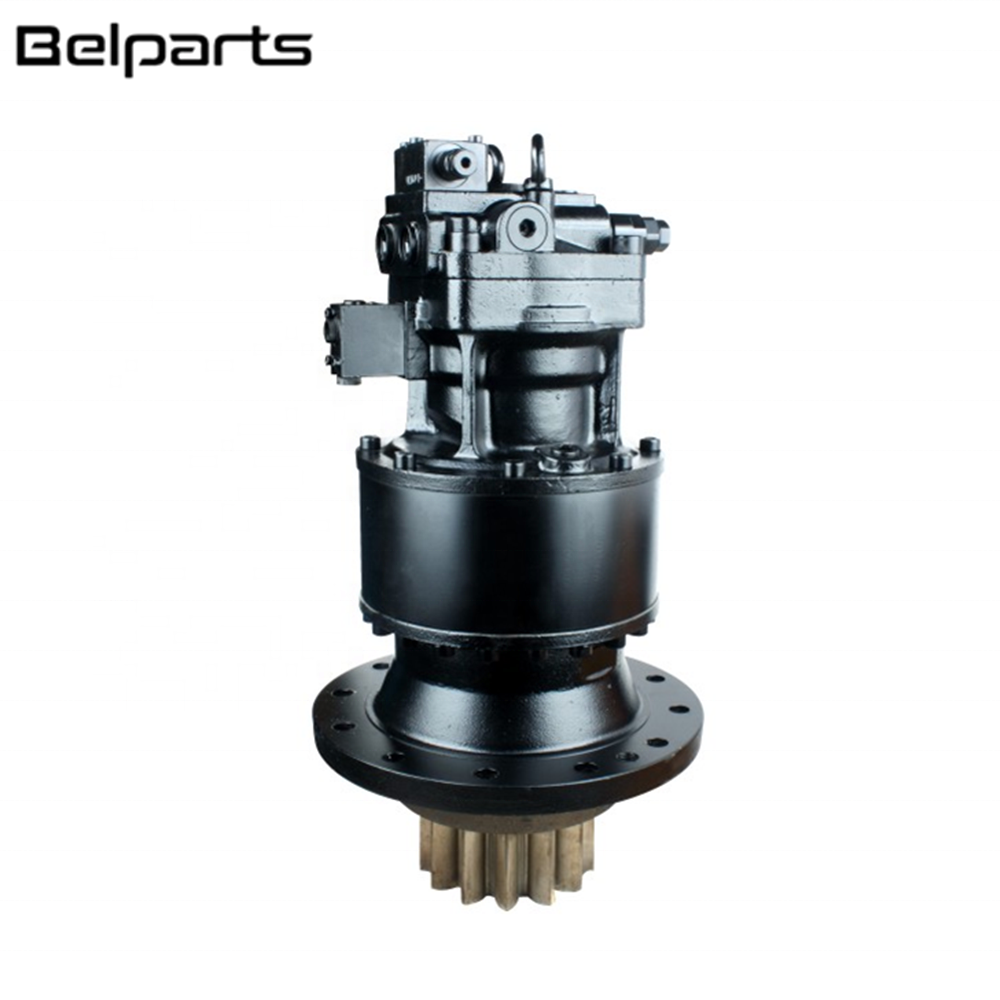 Belparts SK200-6 ZX200-3 KPM slew motor assy assembly M2X63 M2X146 M5X180 M2X210 M5X130 M5X130CHB swing motor
