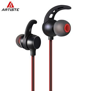 New Hot Selling Wireless Blue-tooth Earphones Headphone For Phone Neckband sport BT Headset