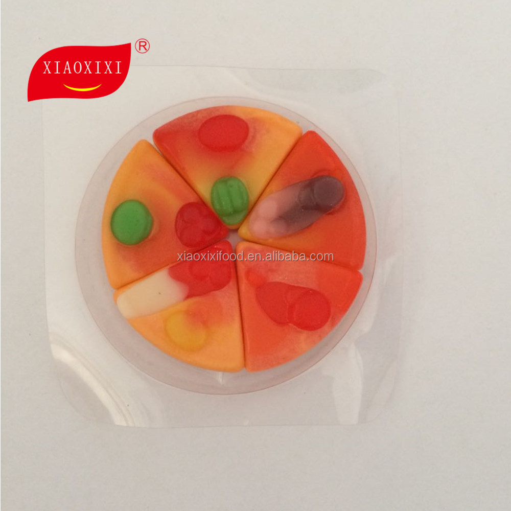 yummy gummy bag bat shaped gummy candy candy belly made in China