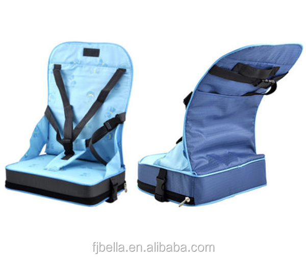 Baby Toddler Booster Seat Travel Dining Feeding High Chair Portable   Foldable Cushions