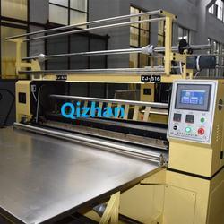 China qizhan hotsale manufacturer curtain Pleat making machine