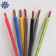 PVC insulated copper wire size tw thw thhn AWG electric wire company cable & wire price