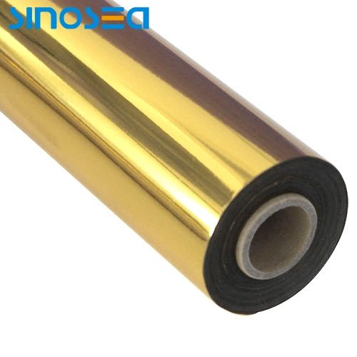 China Wholesale high quality Gold Scrap Hot Stamping Foil For Sale
